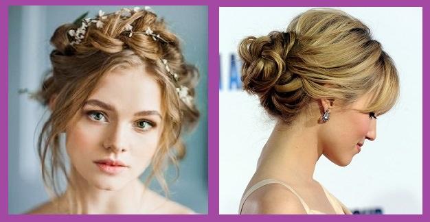 Imagen peinados bodas recogidos rubios