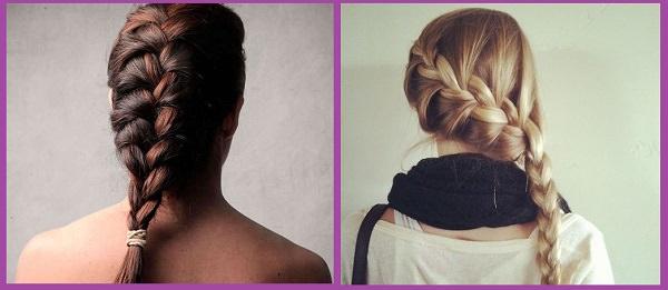22 Peinados Con Trenzas Faciles Y Elegantes En 2018 - Peinados-con-trenzas-a-un-lado