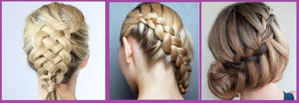 Peinados con trenza holandesa peinadosde10