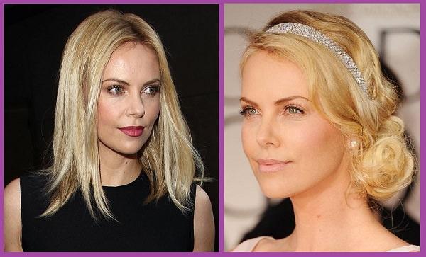 comparar peinados rostros ovalados