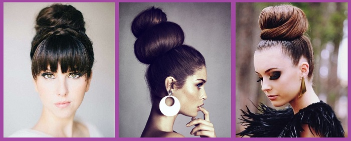 23 buenas ideas de peinados recogidos para pelo largo [diciembre