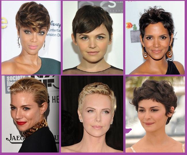 Peinados pelo corto mujer - peinadosde10.com