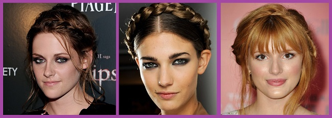 peinados-semirecogidos-efecto-corona-nochevieja