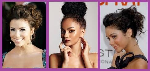 Los 11 Mejores Peinados Para Cabello Chino Sorpresa Sorpresa