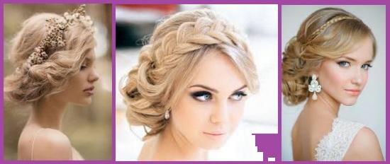 peinados romanticos recogido tipo corona