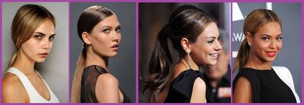 peinados romaticos coleta baja