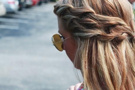 12 1 Peinados Semirecogidos FCILES para estar Radiante peinadosde10