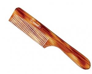 Peine de concha tipo cabello