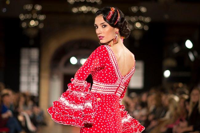 Peinado flamenca 2017