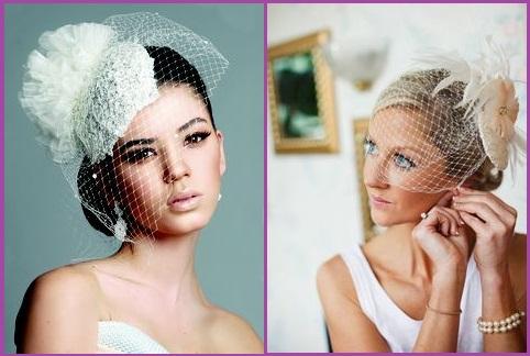 Peinados para novias con Pelo recogido de lado