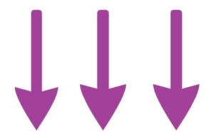Flechas peinadosde10 para compartir en redes sociales