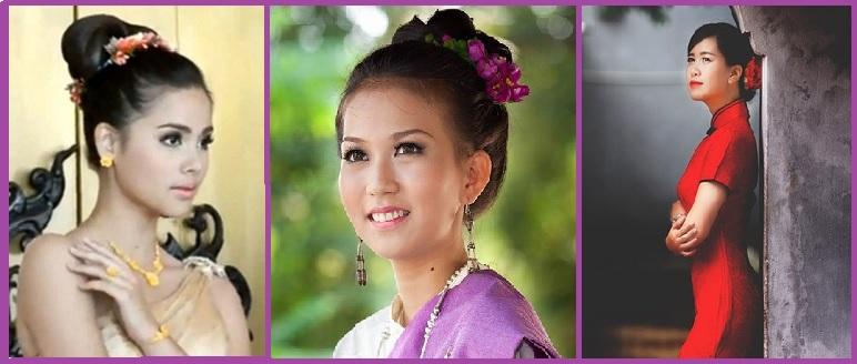Peinados pasear bangkok peinados de 10
