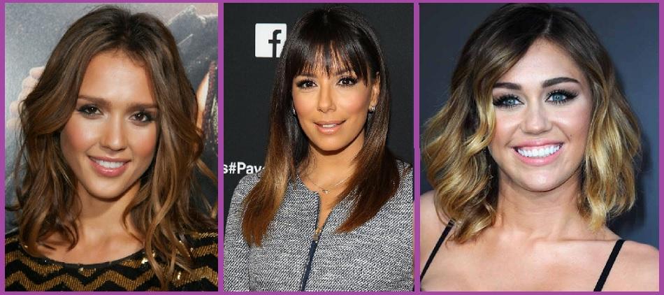 Peinados con Mechas Californianas y Mechas Balayage- Peinados de 10
