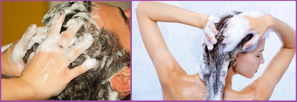 Lavar el cabello todo los días es malo- Falsos mitos sobre el pelo