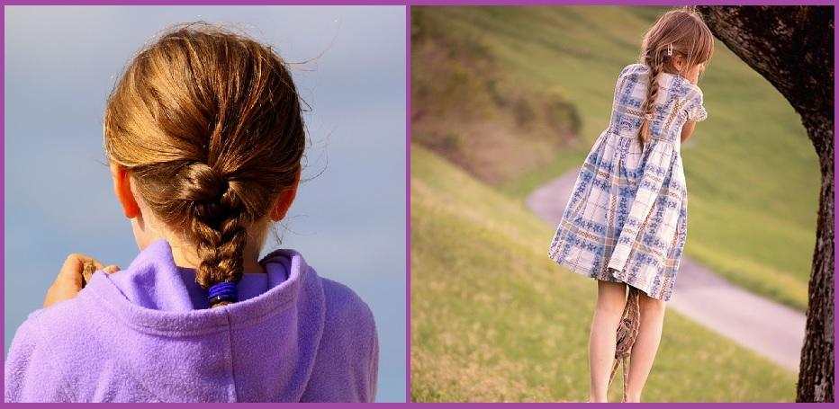 Trenza- Peinados Fáciles para la vuelta al colegio