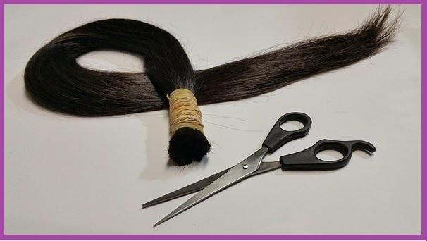 Cuidados del pelo verano- Corta las puntas