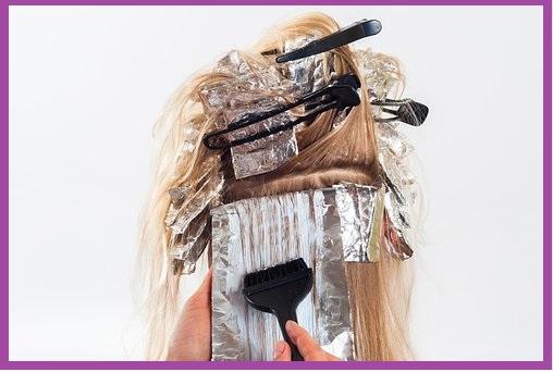 Cuidados del cabello en verano- Baja un tono el tinte