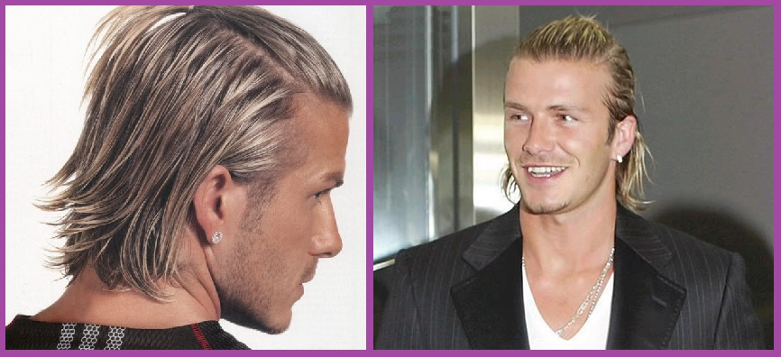 Recogido con coleta- Peinados para hombres