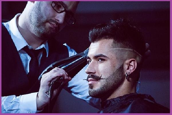 Peinados con cresta para hombre