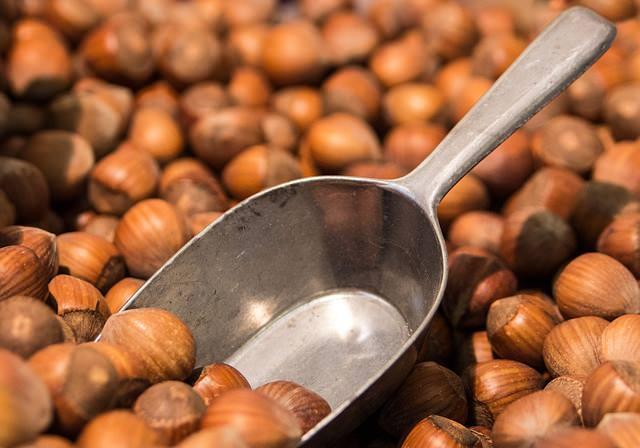 vitamina B frutos secos evitar caída cabello