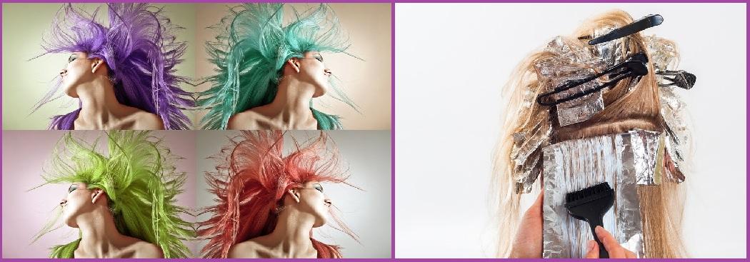 Da color a tu pelo- Cómo cuidar el cabello después del verano