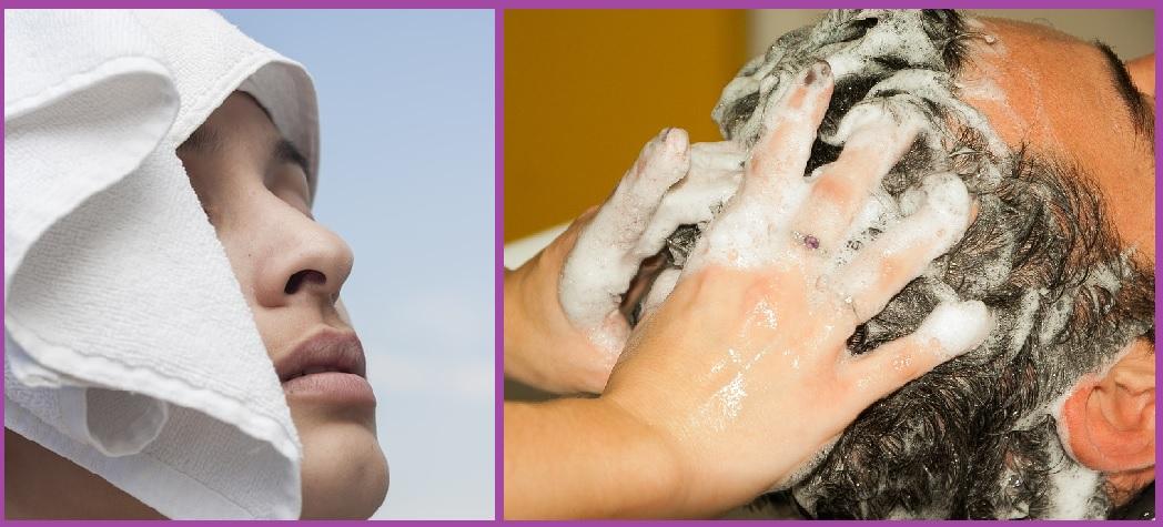 En casa champús hidratantes- Cómo cuidar el cabello después del verano