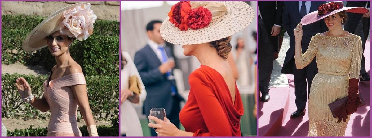 Tocados para bodas complementos cabello