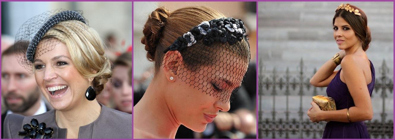 Tocados para bodas- Un complemento para el pelo para cada ocasión