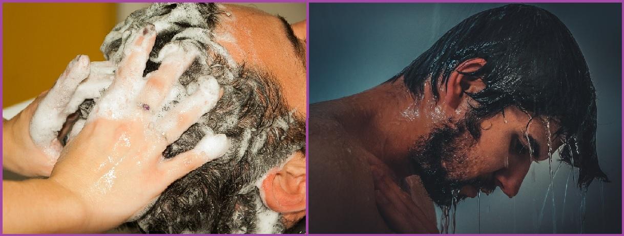 Champús para tu tipo de pelo para el cabello de los hombres