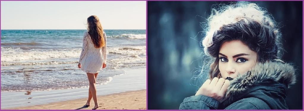 El sol y el frío estropean tu cabello