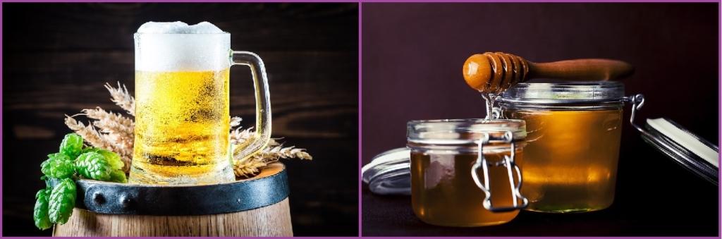La mezcla perfecta para tu rubio: cerveza y miel- Trucos para mantener tu rubio natural sin tintes