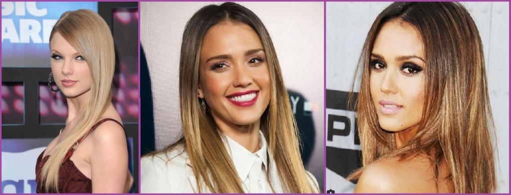 Melena extra lisa- Los 10 mejores peinados del 2017
