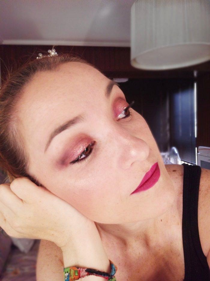 look-maquillaje-pinky
