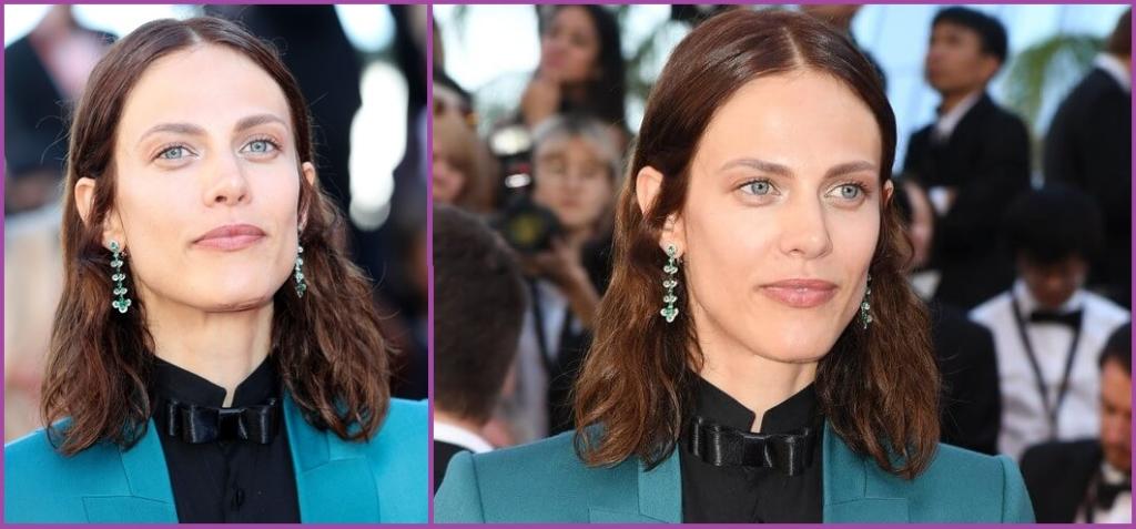 Aymeline Valade en Cannes- Los 10 peores peinados del 2017