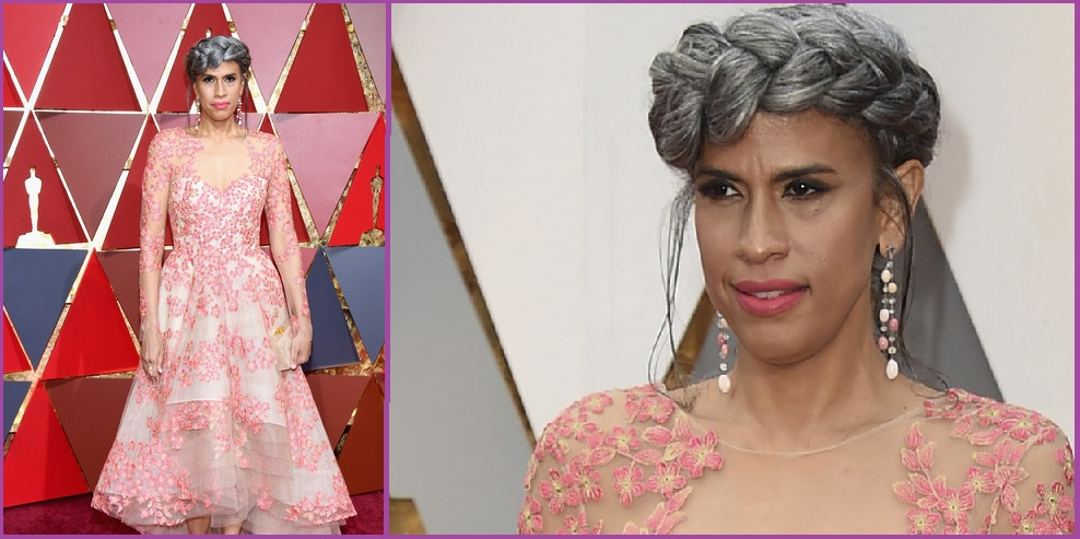 Mimi Valdes premios Oscar- Los 10 peores peinados del 2017