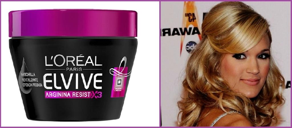 Elvive Arginina Resist X· de L´Oreal- Top 10 de las mascarillas para el pelo