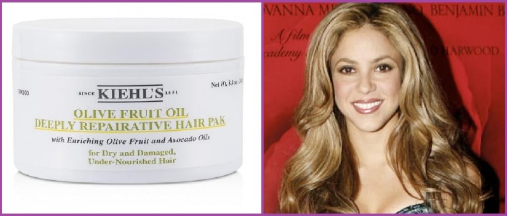 Kiehl´s mascarilla Profundamente Reparadora de Aceite de Oliva- Top 10 de las mascarillas para el pelo