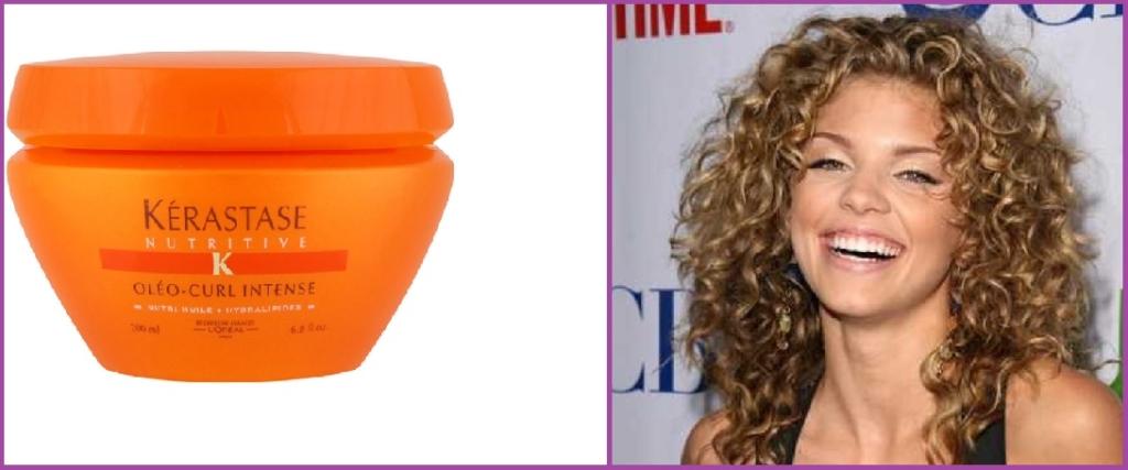 Oléo-Curl Intense de Kérastase Nutritive: Rizos de infarto- Top 10 de las mascarillas para el pelo