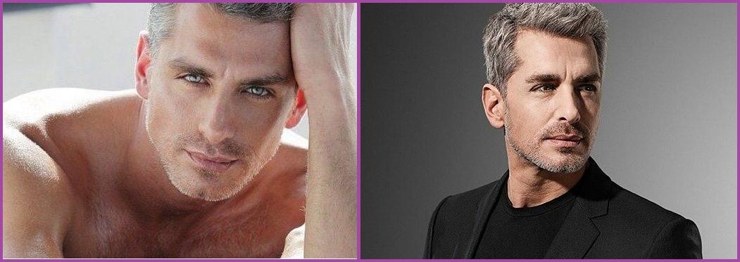 8 Peinados Elegantes Con Canas Para Hombre Que Te Gustarán