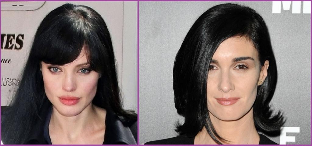 El cabello oscuro te hará parecer más mayor- Peinados que te harán parecer más mayor