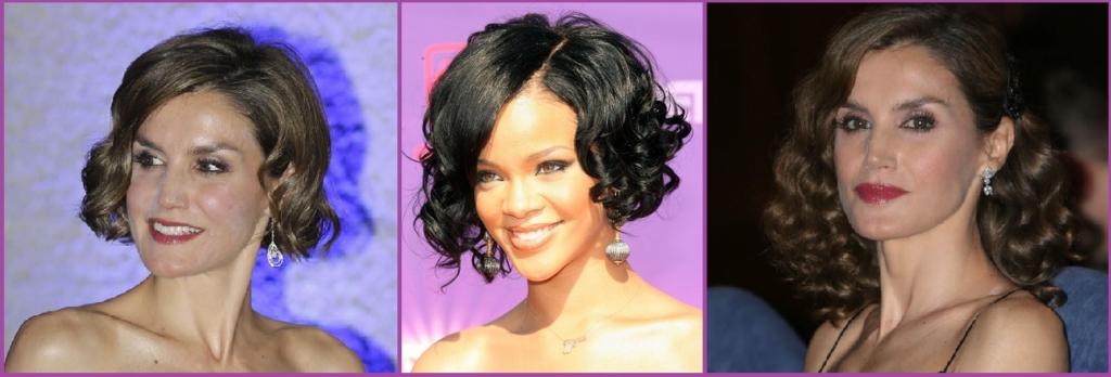 El rizo más marcado te aportará años- Peinados que te harán parecer más mayor