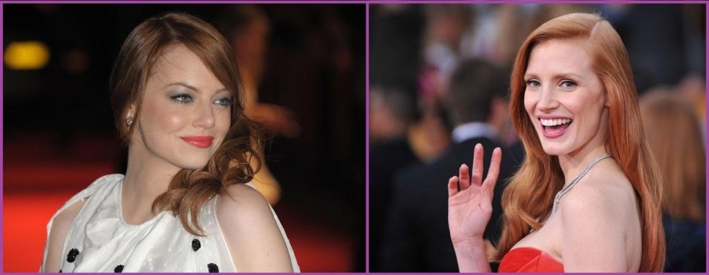 Famosas con tonos de piel más claros- Rubia entre rubias- Peinados de 10