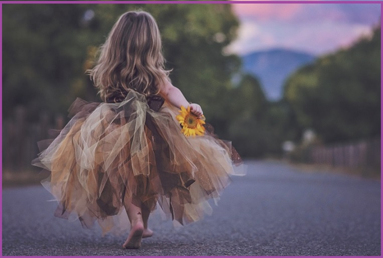 Peinados de evento para niñas