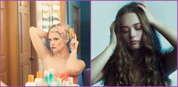 Cepilla tu pelo con cariño para que aguante limpio más tiempo- Consejos para que tu pelo aguante limpio durante más tiempo