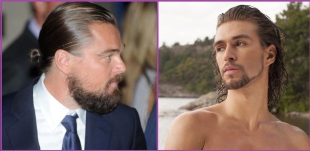 Con moño, suelto o con coleta, el cabello largo siempre cuidado- Cortes de pelo estilo hipster para hombres