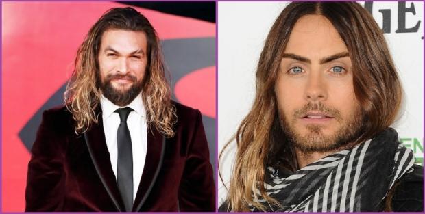 Jason Momoa o Jared Leto lucen melenas muy cuidadas- Soy hombre y quiero dejarme el pelo largo