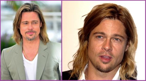 Brad Pitt, fue un precursor del pelo largo en hombres en Leyendas de Pasión- Soy hombre y quiero dejarme el pelo largo