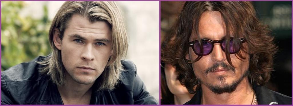 Un pelo largo en un hombre es muy atractivo, pero tiene que estar bien cuidado- Soy hombre y quiero dejarme el pelo largo