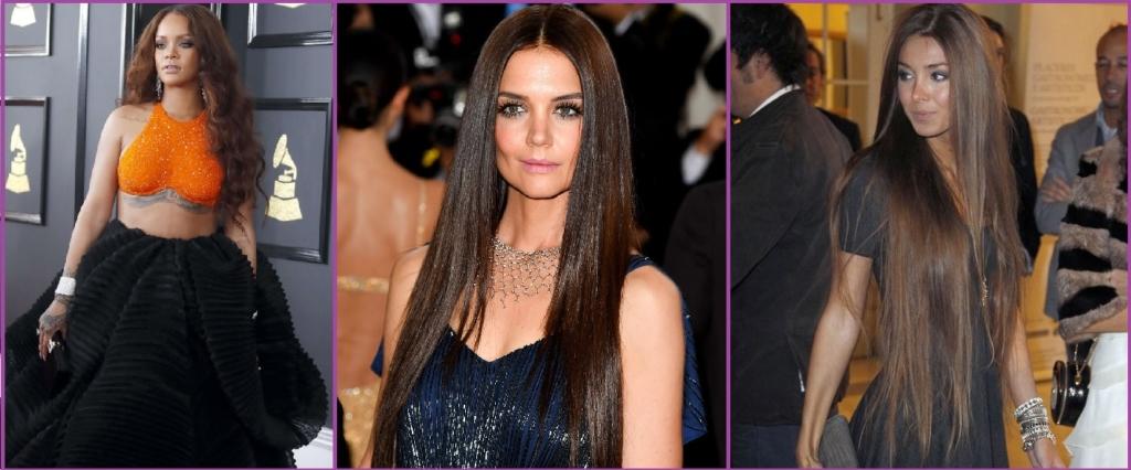 La melena XL conquista las pasarelas- Tendencias de peinados para 2019