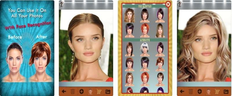 App tu peinado perfecto peinadosde10